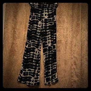 Pants - Small flare pants